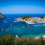 Investment property in Port de Soller – 14 bedrooms villa right on the beach