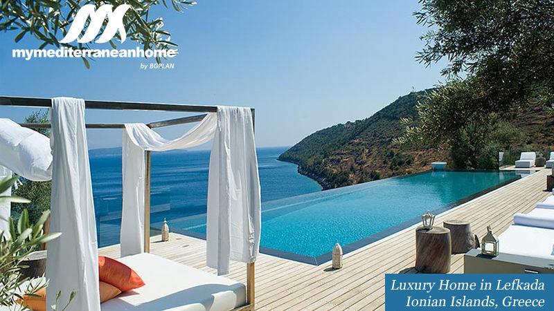 Luxury house for rent Lefkada