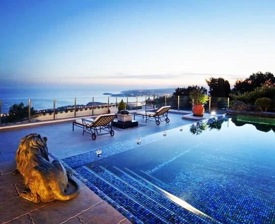 Luxury Mediterranean Properties with spectacular sea views EXCEPTIONAL VILLA WITHhellip